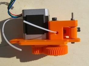 Orange Extruder