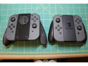 Nintendo Switch 2-piece joycon grip
