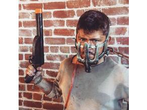 Mad Max Fury Road Head Mask High Quality
