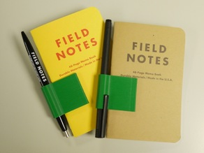 Field Notes Pen Clip