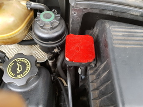 jump start terminal cover for Mini Cooper S R53