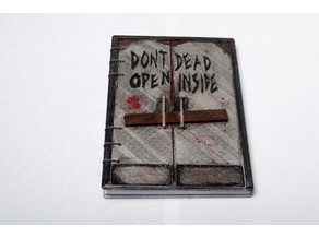 Walking Dead - Dead Inside Journal