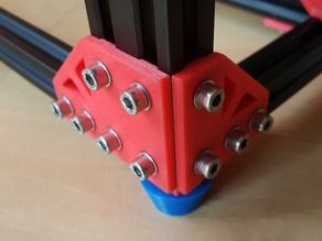Additional Corner Brackets for D-Bot