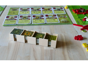 Card Shoe for Agricola Game