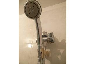 curseur de barre de douche / shower head holder