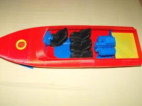 Sportboot RC
