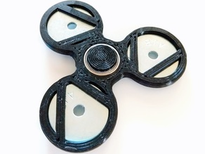 Fidget Spinner - 6Washers