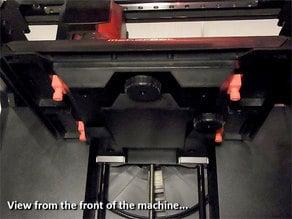 5th Generation Replicator Build Plate Stablizers