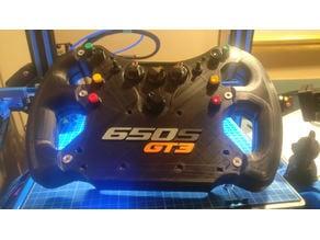 650S GT3 Badge