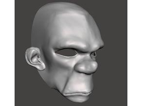 "Jokers Bozo Clown Mask ""The Dark Knight"""