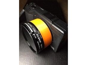 Filter adapter for Ricoh GR 2