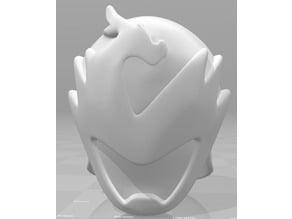 Helmet power ranger Ryu commander