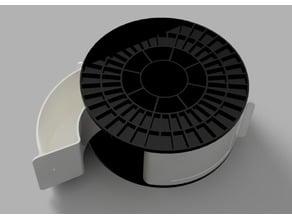 Organizer from filament coils FDPlast