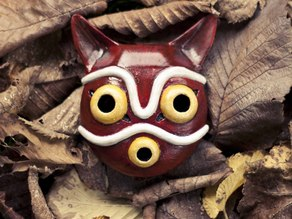 Princess Mononoke, San's Mask