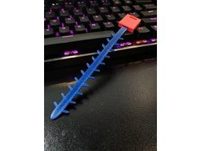 TPU reusable strap