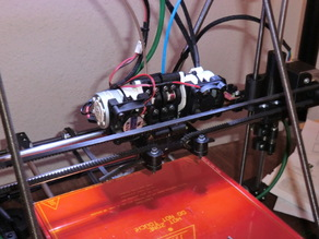 Ron's Compact Extruder, Mark III