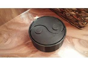 Yin Yang Jewelry/etc Box