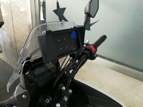 Honor 6x Motorcycle Holder for Givi FB1146 or similar (Supporto Honor 6x per traversina GIVI FB1146 o compatibile)
