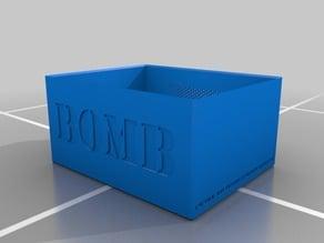 Airsoft FAKE Bomb (Case)