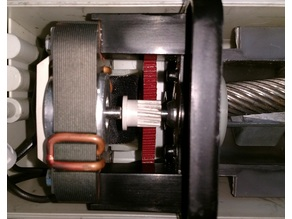 Boston Model 19 Pencil Sharpener Gear for 10mm Shaft