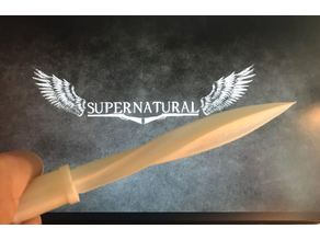 The Archangel Blade as Seen on TV