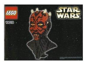 Lego Darth Maul Set 10018-1