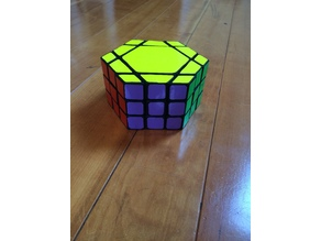 Hexagonal Prism Twisty Puzzle