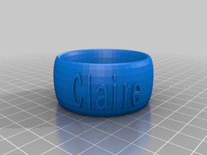 Claire's Ring