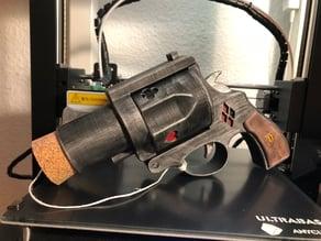 Harley Quinn Pop Gun (with Ammo)