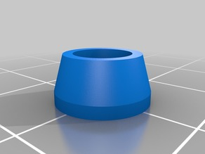 Strain Relief Cone for M3 Socket Head Screws