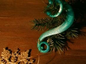 Spiral Ornament Hanger