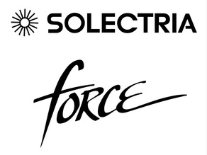 Solectria Force - Electric Car Emblems