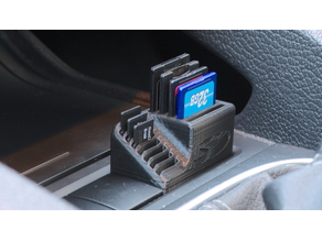 Volkswagen switch cover SD card holder