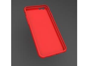Iphone 6 flexible thin case