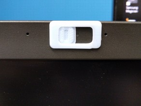 Webcam Slide Cover