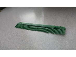 Jamie's Ideal Comb