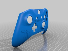 Xbox One S Custom Controller Shell: Roblox Edition