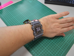 DIY wristwatch
