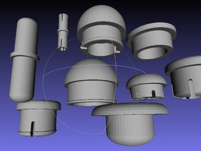 Universal Plug, customizable, enhancement