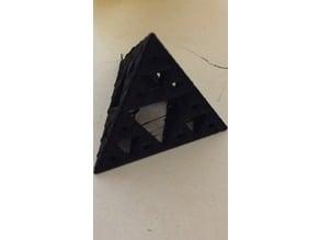 Tetrahedron Fractal (Sierpinski)