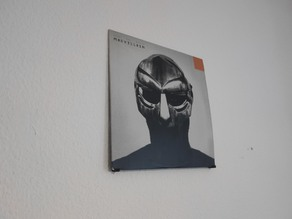 Minimalistic Vinyl wall mount