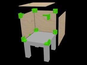 Printer Enclosure (Table Top) - DIY Kit