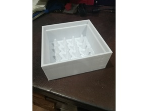 Frosting/Icing Tip Box