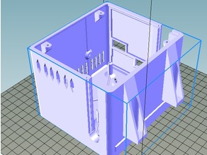 Ramps 1.4 and Rumba Enclosures for V-slot