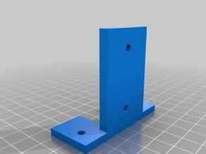 Anycubic I3 Mega Laser Mount