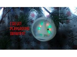 Circuit Playground Ornament