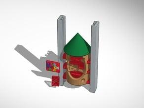 The Modular, Printable Beehive Project