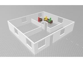 1:24 Home Floorplans (Playmobil)