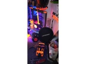 UV Torch holder for LEPOWER Goose Neck Light