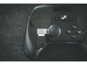 STEAM CONTROLLER SIMPLE DONGLE CLIP